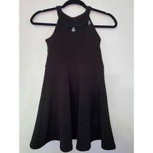 Girl's Halter Top Dress